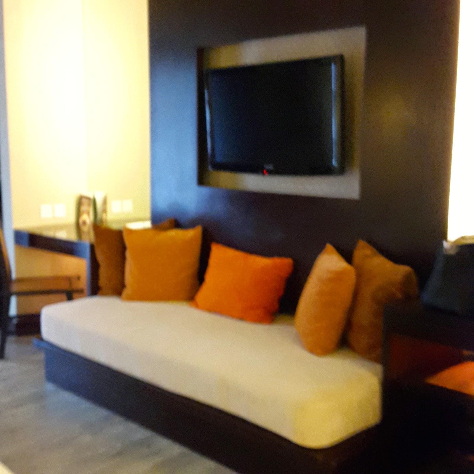 Novotel Lombok Bedroom Sofa Indonesia