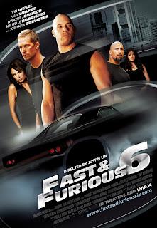 Quá Nhanh Quá Nguy Hiểm 6 - Fast and Furious 6 (2013)
