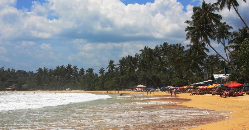 Soggiorno Mare Sri Lanka : Mi organizzo il viaggio la spiaggia di mirissa
