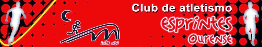 Club de atletismo Esprintes Ourense