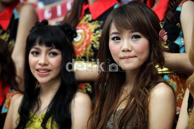 Kezia dan Stefani Cherrybelle