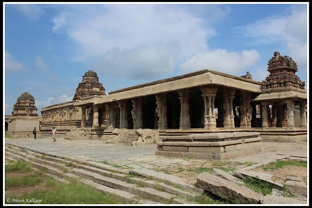 BalaKrishna Temple side view