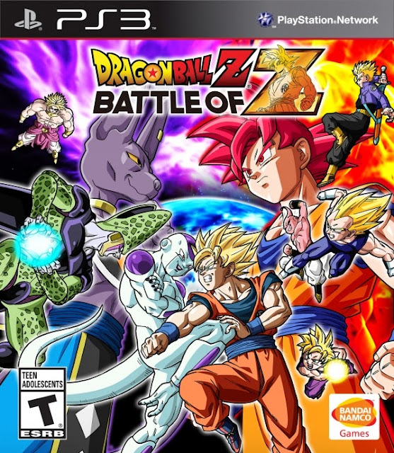 Dragon Ball Z: Battle of Z llegará el 28 de enero a Norteamérica
