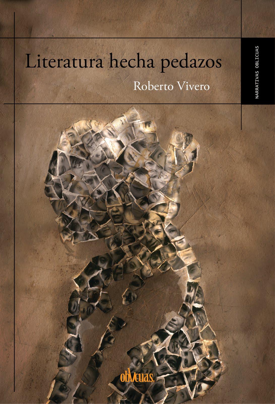 """""""Literatura hecha pedazos"""" (Ediciones Oblicuas)"""