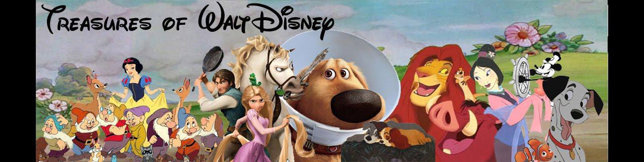 Treasures of Walt Disney