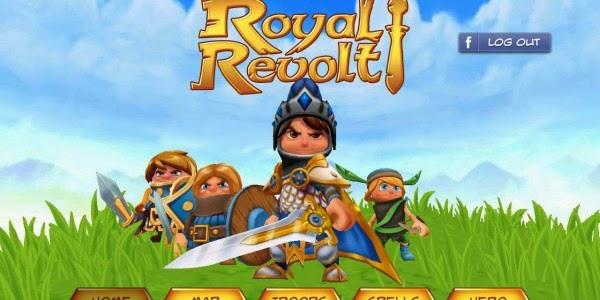 Royal Revolt 2 Hack & Cheat