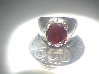 Batu Cincin Garnet