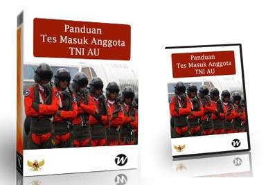 PAKET SIAP TES TNI AU / Angkatan Udara !