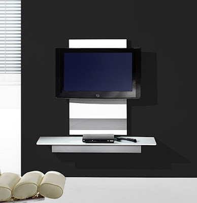 5 muebles de televisi n modernos for Diseno de muebles para tv modernos