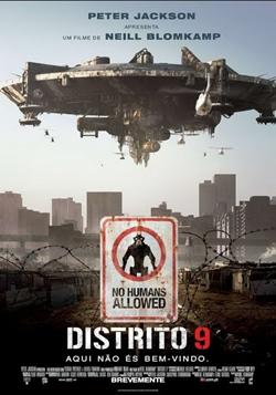Post Em Destaque: Distrito 9 (2009)