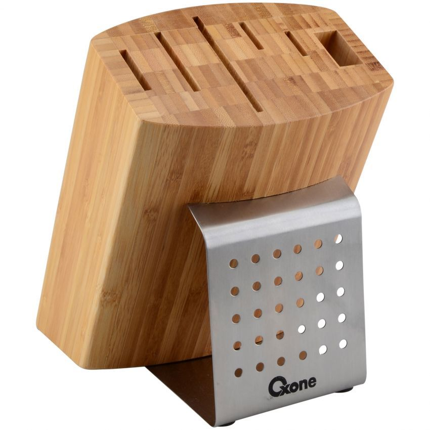 OX-982 Pisau Master Knife Block Set Oxone