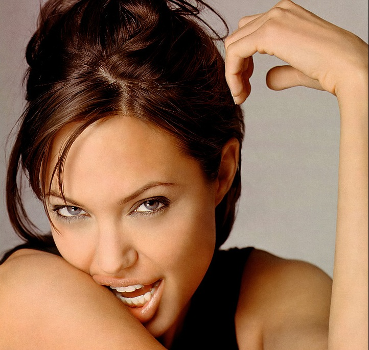 Angelina Jolie is the ... Angelina Jolie News