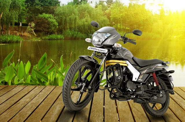 Mahindra Centuro 110cc