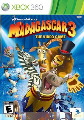 Madagascar 3 xbox360