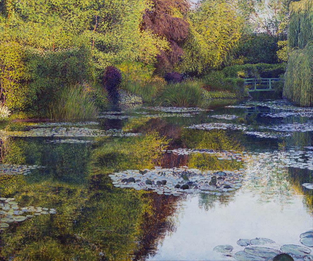Impressionism by Tore Hogstvedt