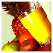 Merienda: Refresco frutal