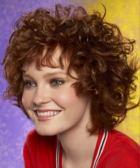 Meilleure coiffure tendance meilleure coupe de cheveux fris s tendance 2012 2013 - Coupe courte frisee ...