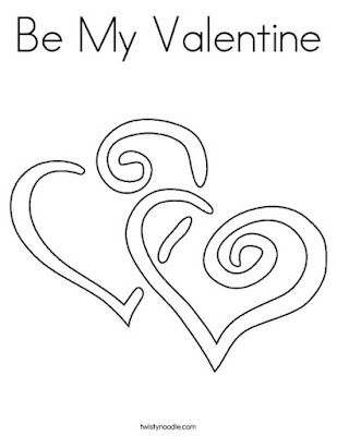 valentine's day 2016 coloring images
