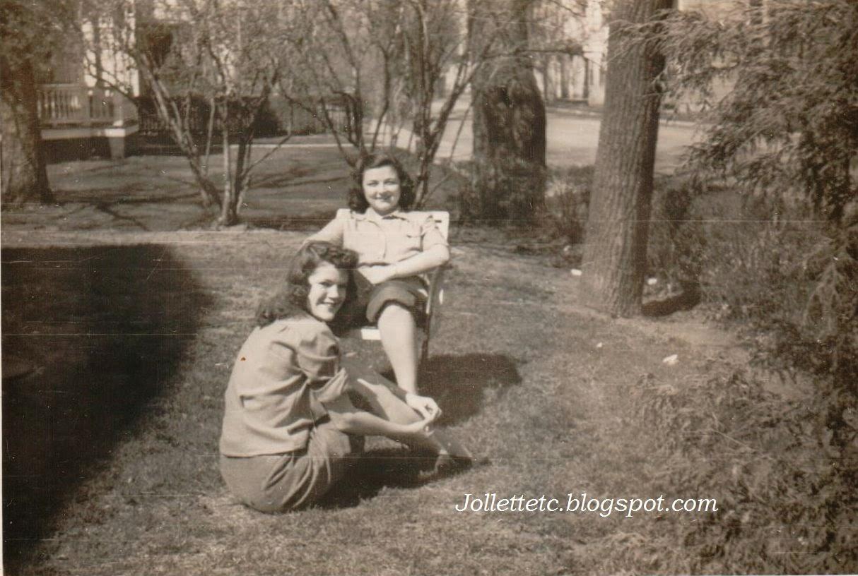 Shenandoah College Roommates 1946-48