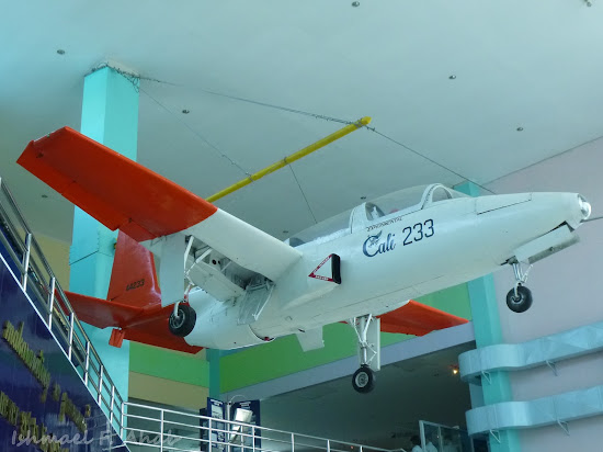 Cali 233 in PAF Aerospace Museum
