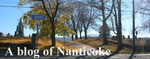 A Blog of Nanticoke