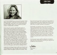 Note from the Editor ~ Tatia Meyer ~ May 2013 Issue