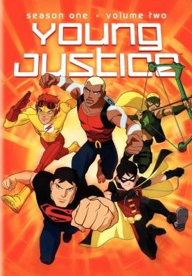 Justiça Jovem – 1ª Temporada – Vol. 1 – Dublado – 2011