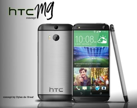 HTC One M9 Plus Smartphone Terbaik 2015