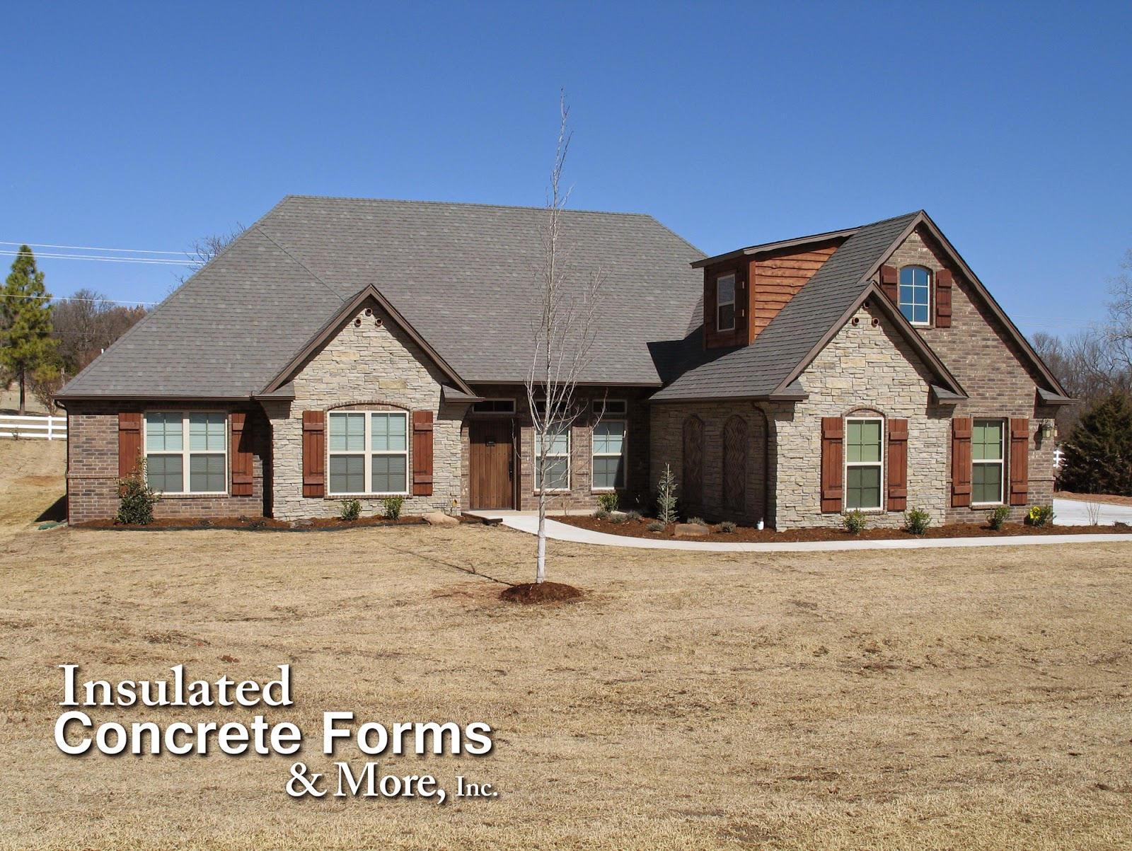 Tornado safe homes in oklahoma affordable durable and for What is an icf home