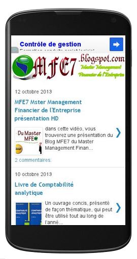 MFE7 App