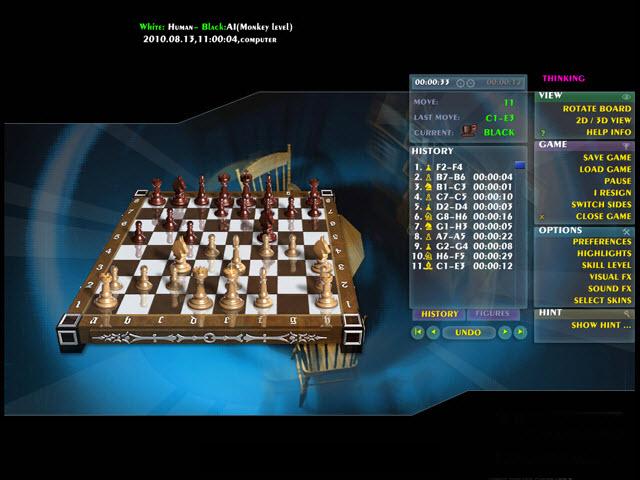 لعبة Grand Master Chess 3