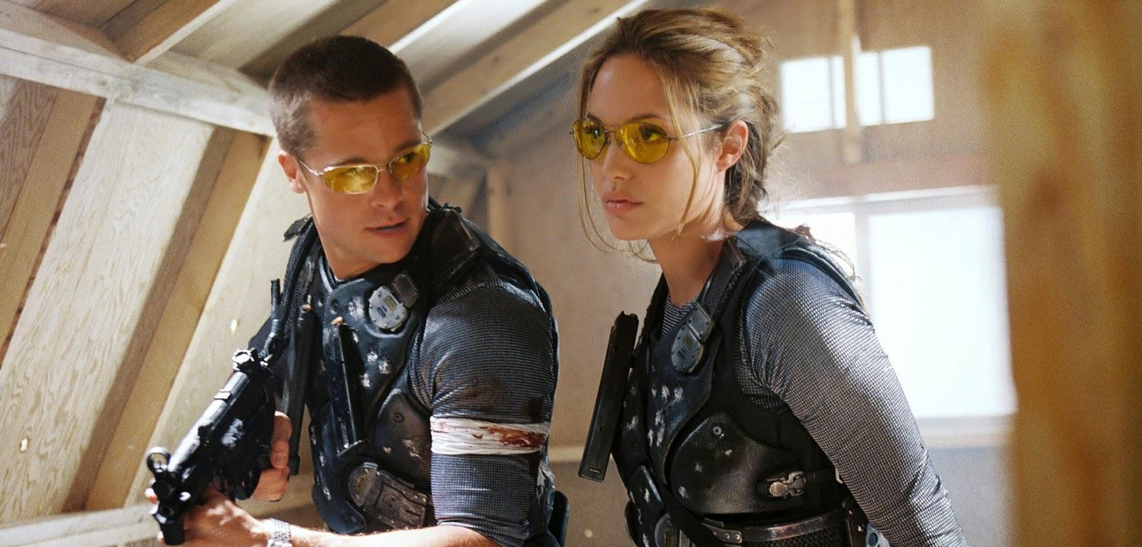 Angelina Jolie e Brad Pitt vão repetir parceria em novo filme