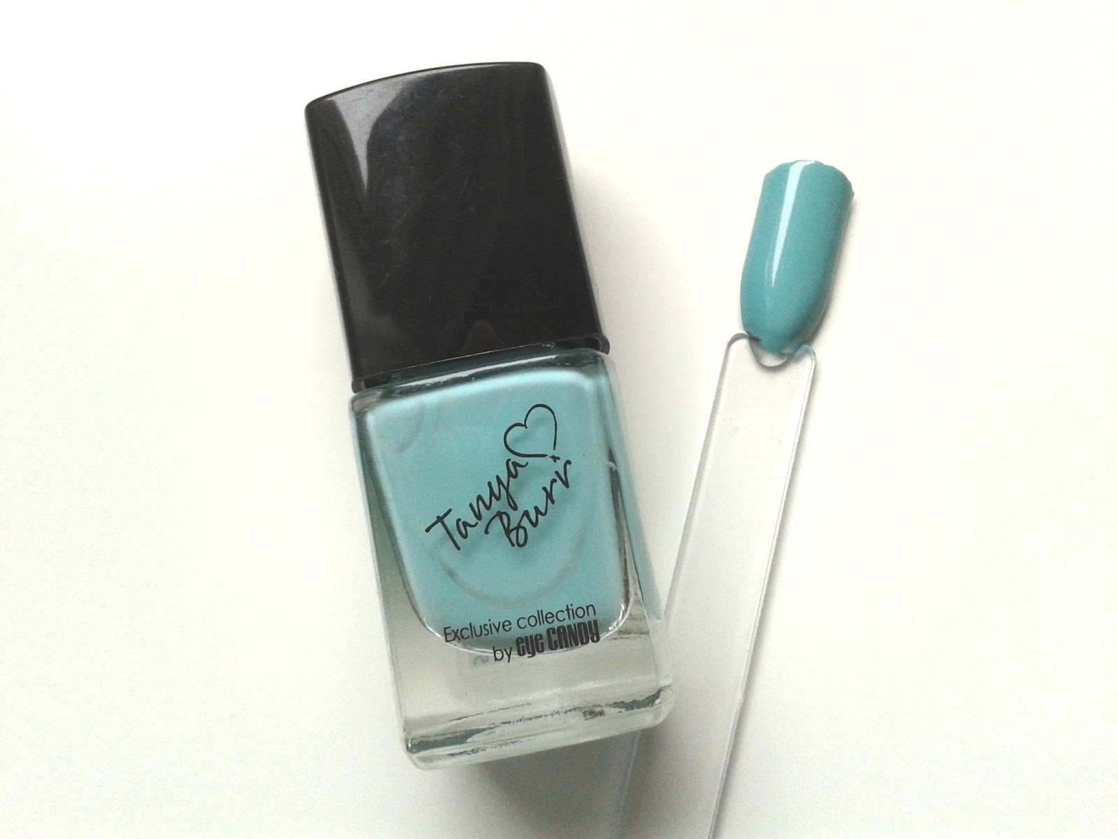 Tanya Burr Lips and Nails Nail Polishes Review Swatch Swatches little duck