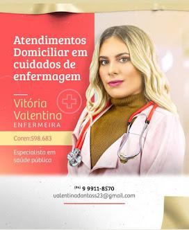 Campo Grande agora conta com atendimentos domiciliar e cuidados de enfermagem com Vitória Valentina
