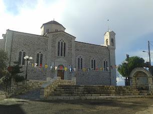 Ο Αγιος Νικολαος: ο καθεδρικος Ναος της Νεας Φιγαλειας (Ζουρτσας)
