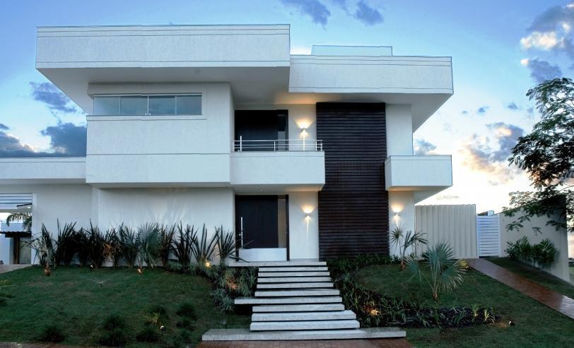 Coisa bem criada maio 2013 for Casas modernas brasil