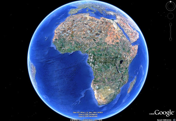 Desktop Google Earth