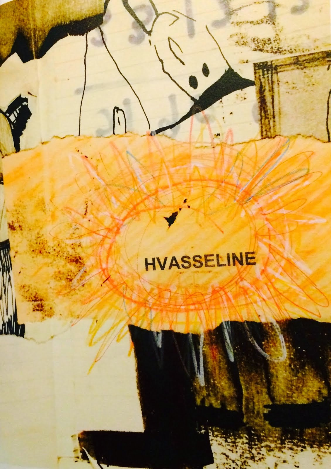 Hvassefanzine#4