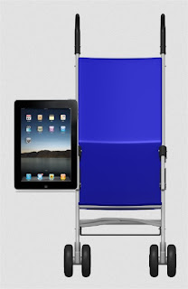 IStroll Kid - IPad Holder For A Child's Stroller
