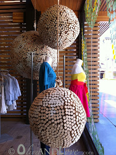 anthropologie cork balls