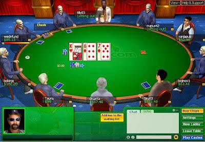 jugar al poker on linea