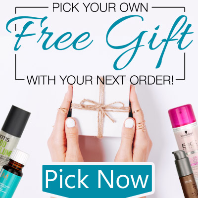 Free Gift with Purchase!