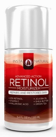 Retinol Moisturizer with Vitamin C
