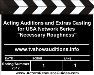 Necessary Roughness Casting Auditions