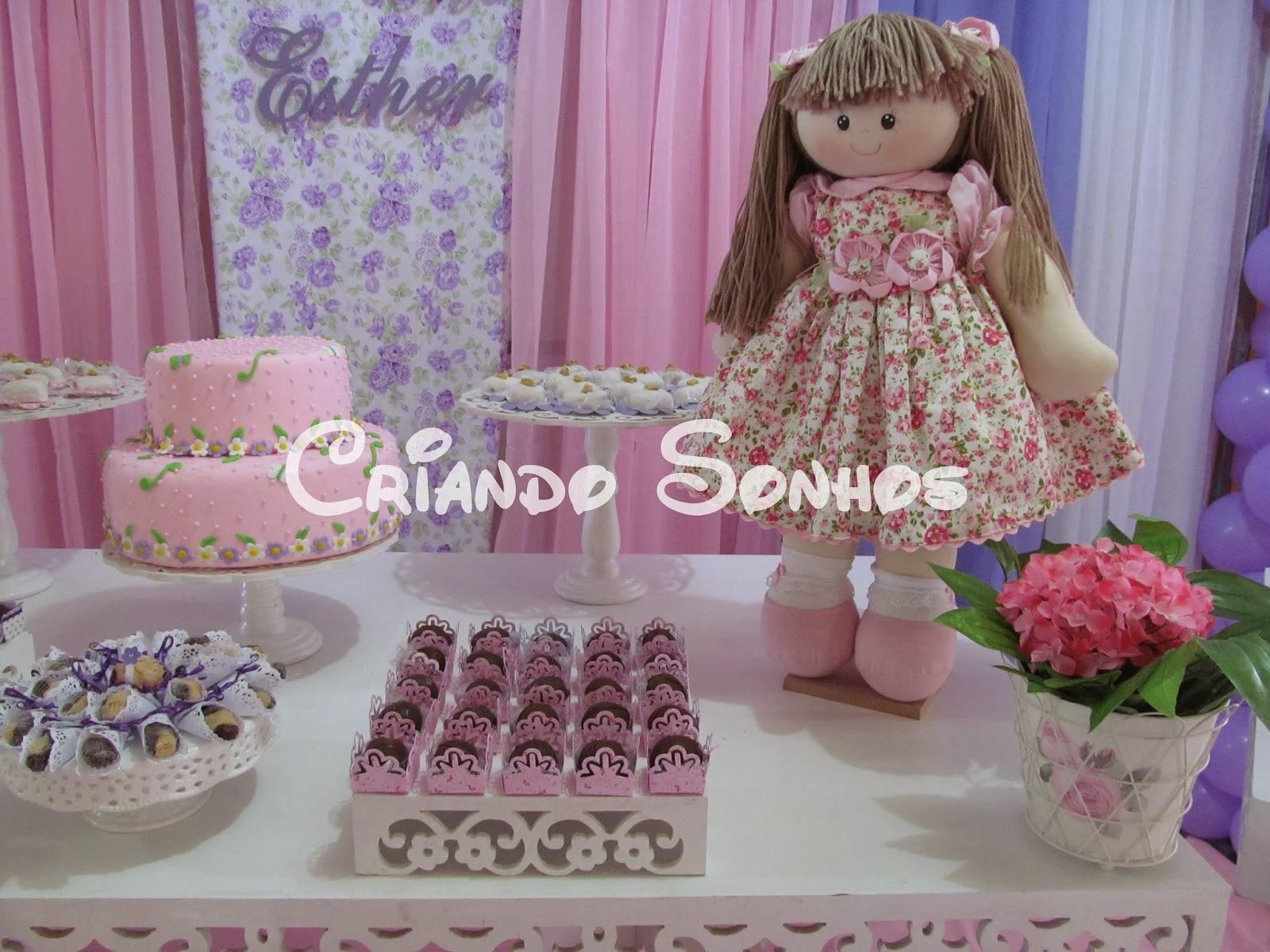Decoração para festa infantil em Curitiba