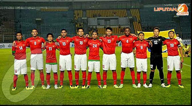 Jadwal Timnas Indonesia di Piala AFF 2014