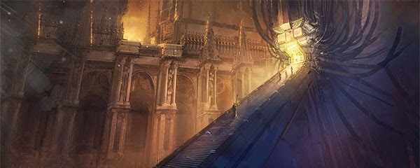 Halls of Terra Expansion for Relic