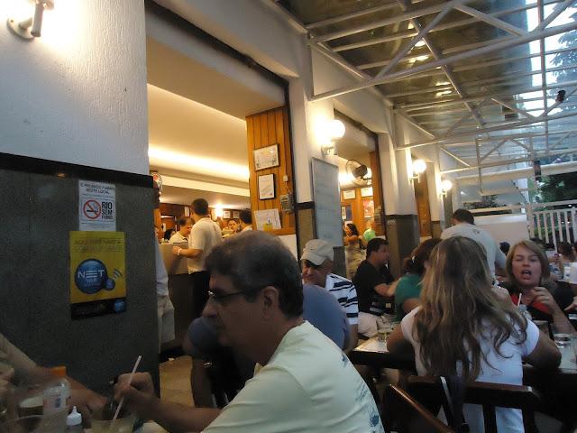 Rio de Janeiro, Garota de Ipanema, bar
