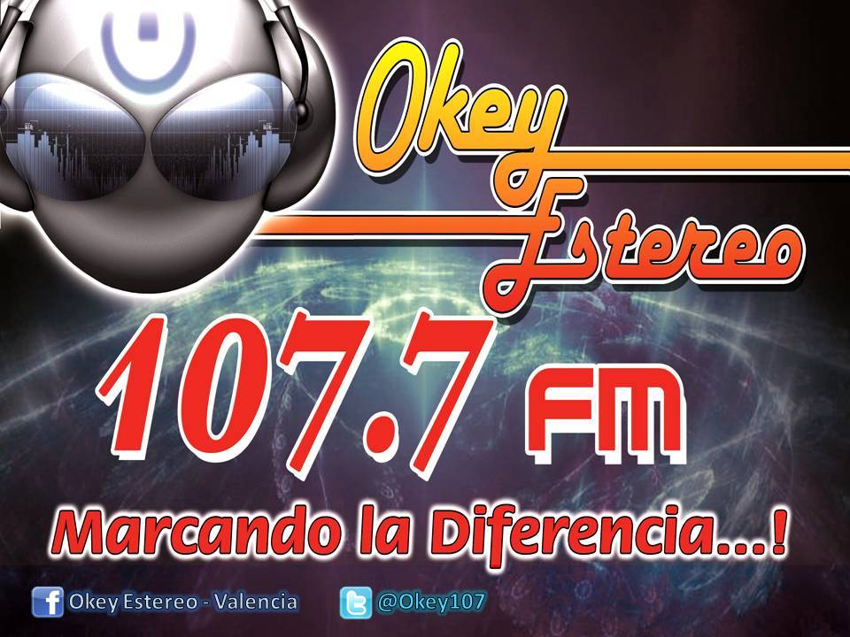 Radio Okey Estereo 107.7 Fm Marcando La Diferencia