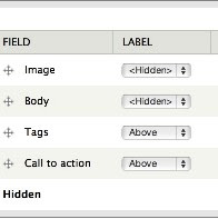 Create A Call To Action Block Using The Field As Block Module